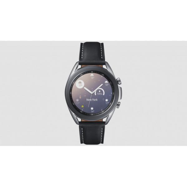 Samsung SM-R840 Galaxy Часовник3 45mm BT (Mystic Silver)