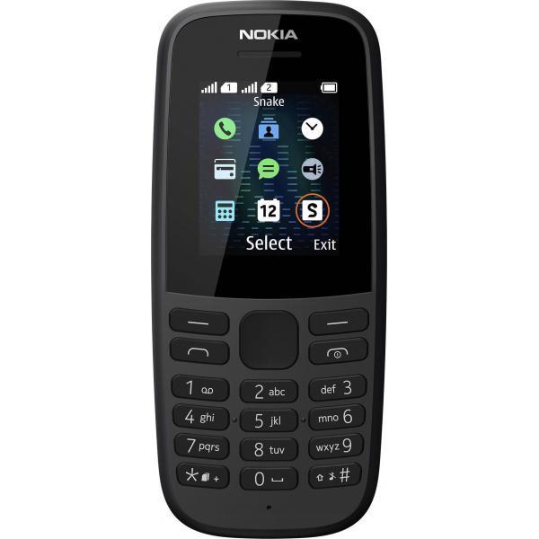 Nokia 105 (2019) Black