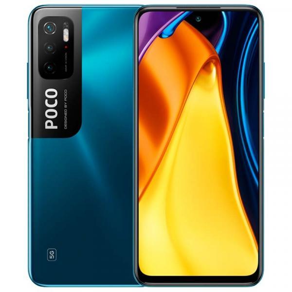 Xiaomi POCO M3 PRO 5G 4 / 64 Cool Blue